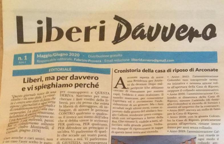 """""""le notizie passano prima da noi"""" dice il mio amico Fabrizio Provera"""